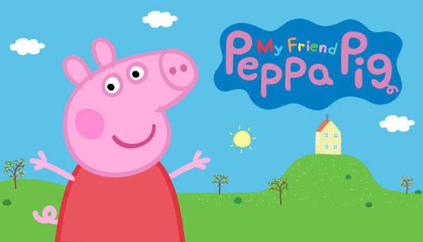 我的好友小猪佩奇游戏截图