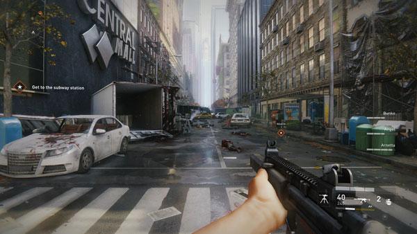 僵尸世界大战劫后余生游戏截图