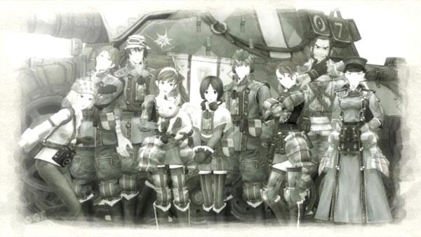 战场女武神游戏截图