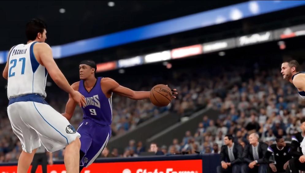 NBA 2K16截图2