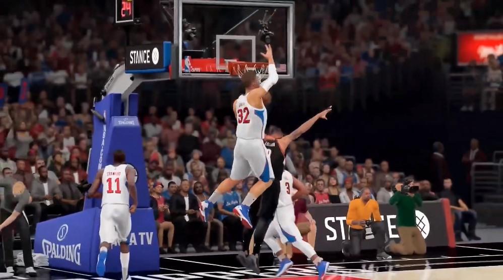 NBA 2K16截图5