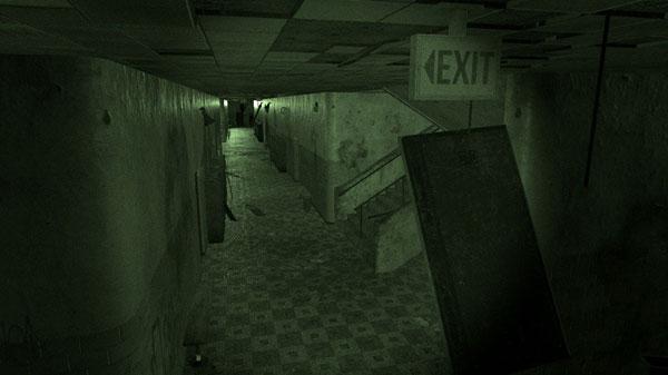 《恐鬼症》游戏截图