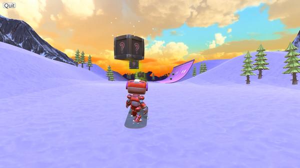 机器人滑雪截图3