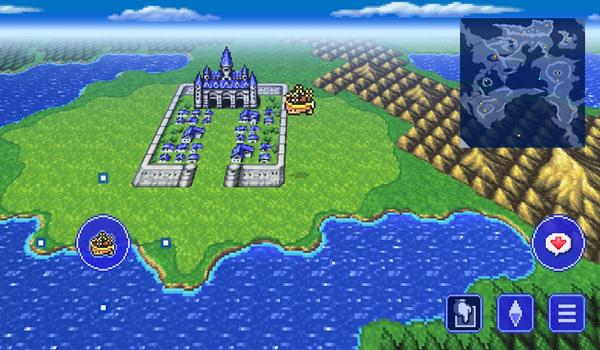 最终幻想2像素复刻版截图0