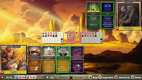 Poker Quest截图0