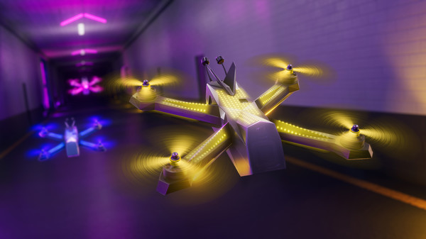 无人机竞速联盟模拟器截图4
