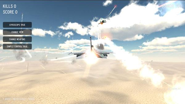 空袭截图4