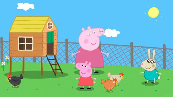 我的好友小猪佩奇截图0