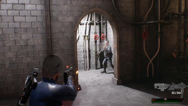 拱门石vs僵尸幽灵截图3