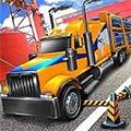 模拟卡车运输