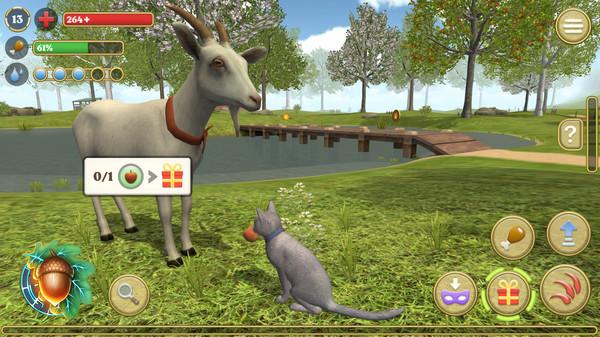 猫咪模拟器:农场动物截图2