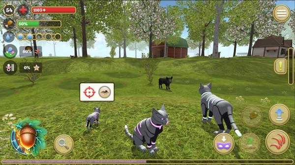 猫咪模拟器:农场动物截图3