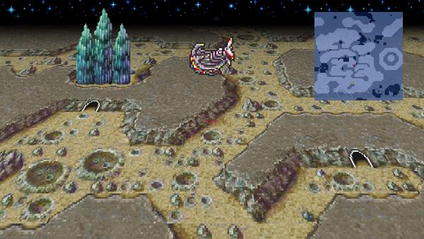 最终幻想4像素重置版截图4