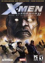 X战警传奇2:天启降临硬盘版
