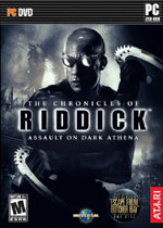 超世纪战警:袭击暗黑雅典娜(The Chronicles of Riddick: Assault on Dark Athena)破解版