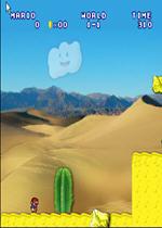超级玛丽之沙漠冒险