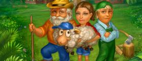 疯狂农场小游戏