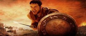古罗马角斗士游戏