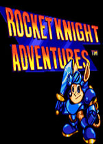 火箭骑士历险记(Rocket Knight Adventures 2)日版