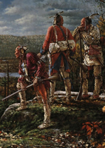 骑马与砍杀1755法国印第安之战