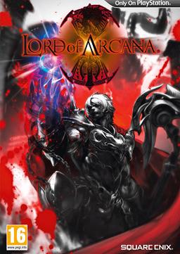 核石之王(Lord of Arcana)美版