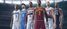NBA live系列游戏