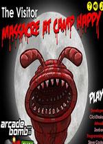 邪恶血腥虫之营地大屠杀(the visitor massacre at camp happy)硬盘版