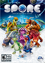 孢子:合集(SPORE™ COLLECTION)硬盘版