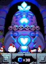 炸弹鸡(Bomb Chicken)PC中文硬盘版