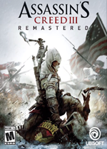 刺客信条3重制版(Assassin's Creed III Remastered)PC硬盘版