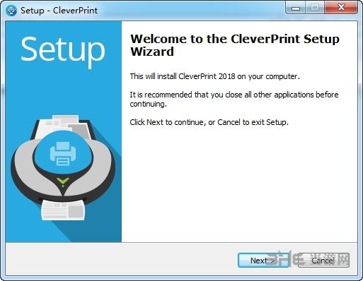 CleverPrint安装步骤图片1
