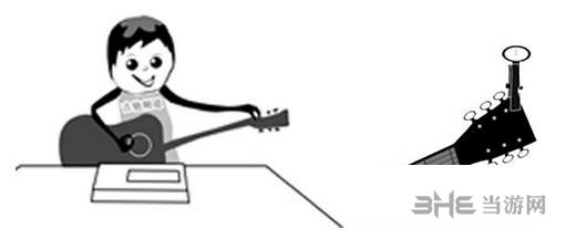 Easy Guitar Tuner图片2