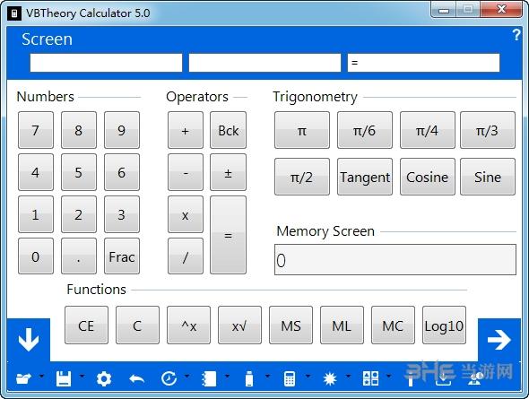 VBTheory Calculator(高数计算器软件)