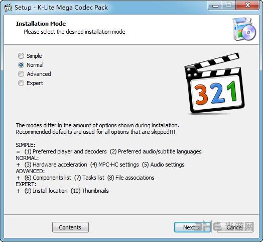 K-Lite Mega Codec Pack图片1