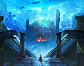 《刺客信条:奥德赛》亚特兰蒂斯DLC首章预告公布