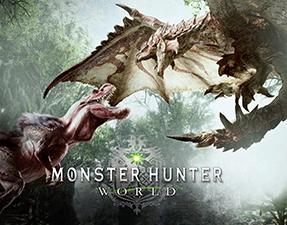 《怪物猎人世界》5月10日新情报公布