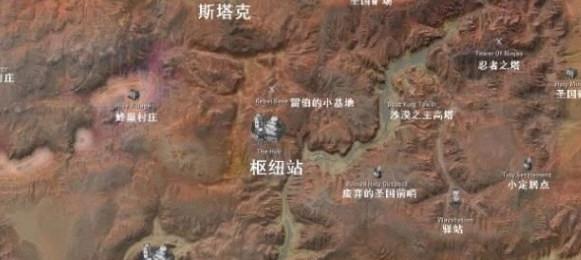 kenshi势力地图MOD|剑士kenshi势力分布地图MOD 下载_当游网