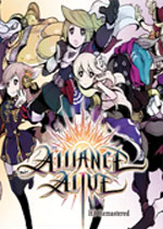 生存者同盟:高清重制版(The Alliance Alive HD Remastered)中文破解版