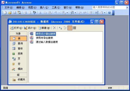 Access2003图片4