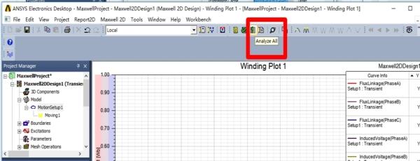 Maxwell模型有限元分析16