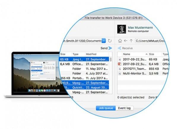 TeamViewerportable软件图片3