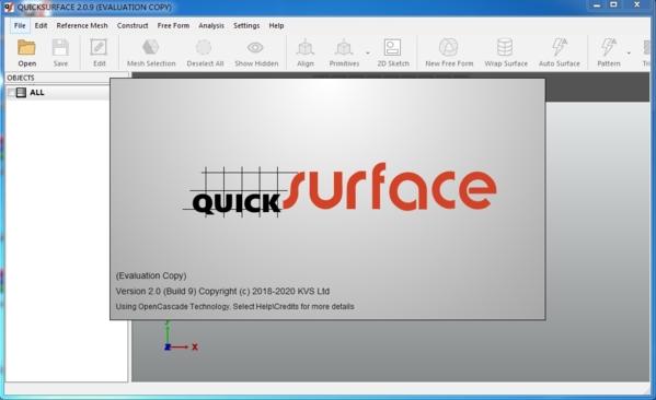 Quick Surface软件图片2