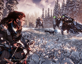 《地平线:黎明时分》今夏登陆PC平台 包含DLC冰尘雪野