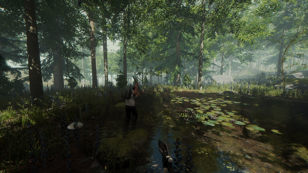 森林遊戲圖片
